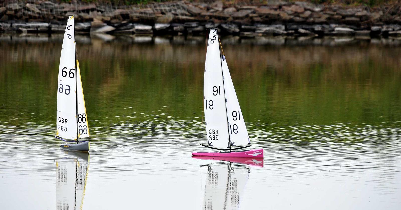 RG65 Race Results – Coalhouse Fort Radio Yacht Club